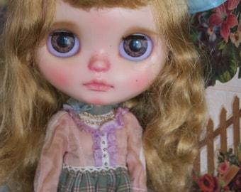 OOAK /custom blythe/ Aliceeyes custom blythe doll / Takara blythe