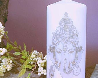 Candle Lord Ganesha
