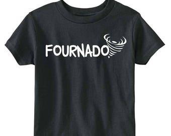 Fournado Fourth Birthday - Shirt