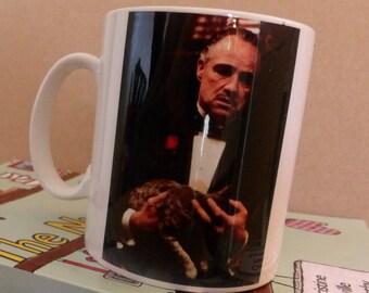 SALE Godfather Mug 20% OFF!!
