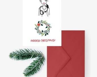 Christmas Nurse - Nurse Gift Christmas - Nurse Gift Ideas - Nursing Student Gift - Doctor Christmas Gift - Medical Student Christmas Gift