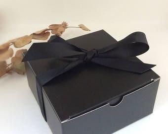 Pop up gift Box, flat pack gift box