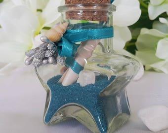 Star shaped bottle model SP039