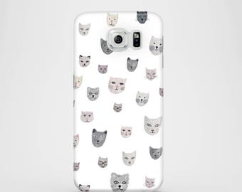 cat memes iPhone6s case, iPhone 7 cat case, iPhone cool cat case, cat animal crossing, cat iPhone 5 case, Samsung cute case, iPhone cat case