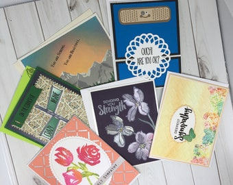 Variety Card Pack (6) - The cards you never want to send