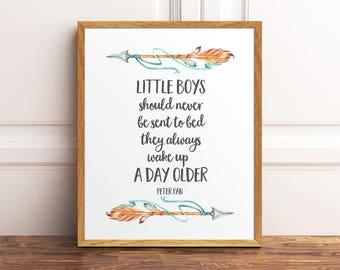 Boys bedroom art  Etsy
