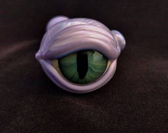 Full Color Glass Eye Pipe