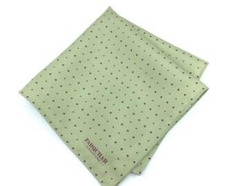 Dotty Dots 100% Silk Pocke Square