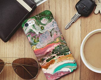Samsung Galaxy S7 Marble Case S6 s7 s8 Case iPhone 6 6s 6 Plus 6s Plus Case iPhone 8 8 Plus  iPhone X Case SE Phone 7 7 Plus Marble Case