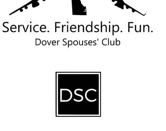 Dover Spouses Club Shirts