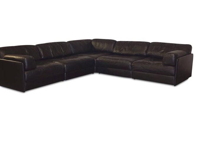 De Sede DS-76 Modular Sofa, 1970s