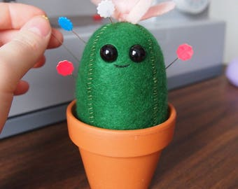 Cactus Pin Cushion
