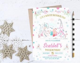 invitations princess