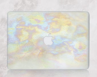 Marble Macbook Pro 13 Hard Case Natural Stone Pro Retina 12 Case Macbook Air 13 Hard Laptop Case Macbook Pro Retina 13 Rainbow Case mRR_139