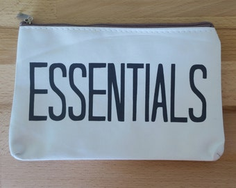 Essentials Small Cosmetic Bag