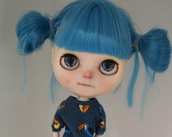 RESERVED for S - OOAK Custom TBL Blythe Doll by Shaylen Maxwell, custom #04