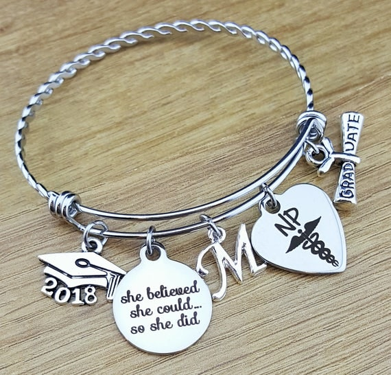 Nurse Practitioner Gifts Graduation Gift Nurse Graduation Gift Graduation Gift for Nurse College Graduation Graduation Gift Senior 2018