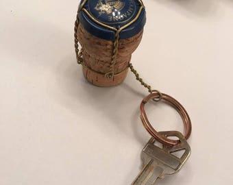 Original Champagne Keychain