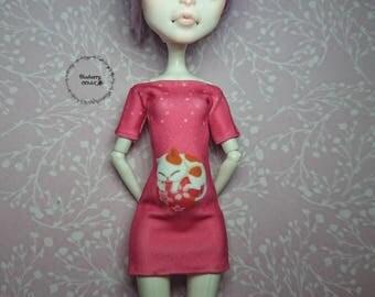 Monster high OUTFIT!  doll custom OOAK