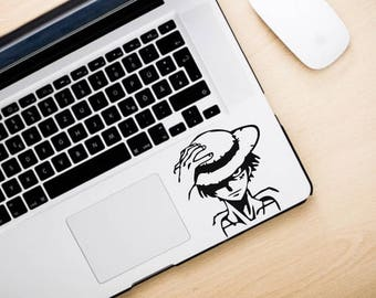 Monkey D. Luffy One Piece Decal- Straw Hats Decal- One Piece Anime Inspired Decal