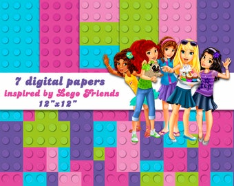 """lego friends essay The lego friends line may promote gender stereotyping it may be an unnecessary segmenting off of would-be girl lego builders into """"girly"""" legos and away from more basic brick sets that offer the complex challenges of creating your own models and worlds (although no more so than any branded lego."""
