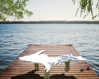 Michigan Upper Peninsula Table - Outdoor Furniture (U.P Table)