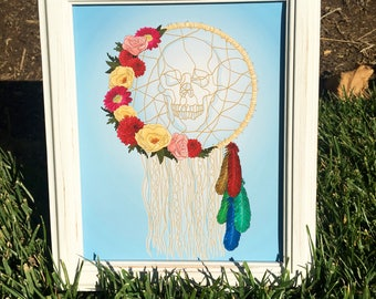 Print Deadly Dreamcatcher