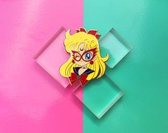 Chibi Sailor V pin