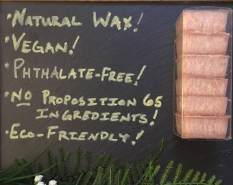 Wax Melts  - Snickerdoodle - Natural Wax - Phthalate free and hand-blended scents - Highly Scented - No Proposition 65 Ingredients