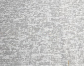 Bella Casa Texture White Cotton Fabric from Fabri-Quilt