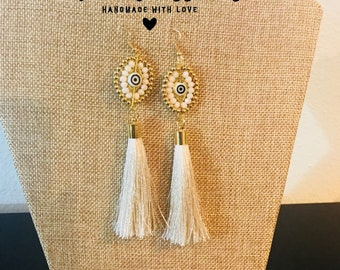 Evil Eye Protection Earings
