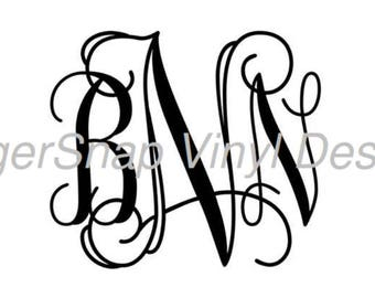 Monogram Digital File