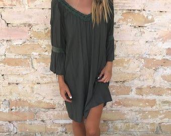 Solange Midi Dress