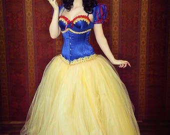 Snow White Corset Costume