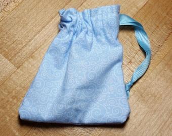 Cinderella Inspired Drawstring Bag (iheartpinbags.com)