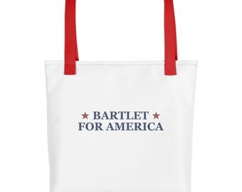 Bartlet For America West Wing Tote