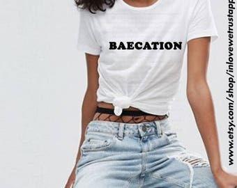 BAECATION Tee
