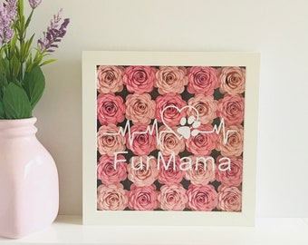 Personalized Mothers Day Gift - Happy Mothers Day - Fur Mama Gift - Gift for Mom - Animal Lover Gift - Dog Mom - Cat Mom