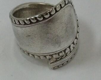 Spoon ring Beaded 1901