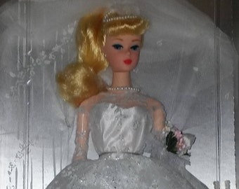 1989 Barbie  Wedding Day  in the Original Unopened Box