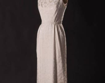 Amazing 2pc 1960s Elopement Dress