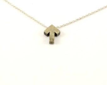 Vintage Aroww Design Necklace Silver NC 1030