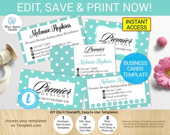 Premier gift certificate premier designs coupon premier premier jewelry business cards premier designs jewelry cards premier business card premier jewelry marketing yadclub Images
