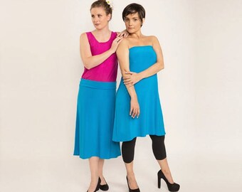 SALE -  Aster Multi-Wear Skirt/Strapless Dress
