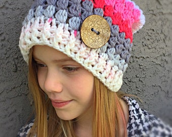 Pattern Perfect Slouch Hat