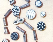 Skeleton Handmade Ceramic...