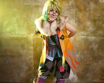 Katsura Kogoro Bakumatsu Rock Anime Cosplay Costume