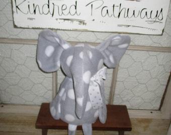 Elephant bean bag doll