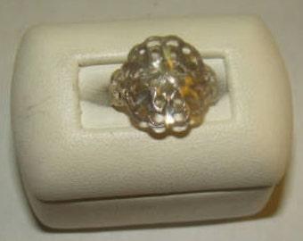 Nice Vintage SterlingSilver Ring