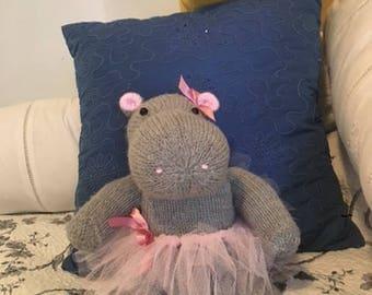 Hippo (designed by Lorraine Pistorio)